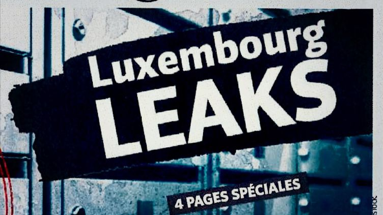 LuxLeaks (FRANCE 2 / FRANCETV INFO)