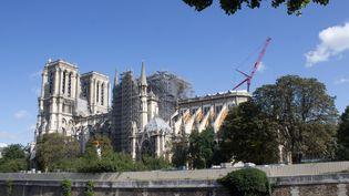 Notre-Dame de Paris, août 2019 (AFP)