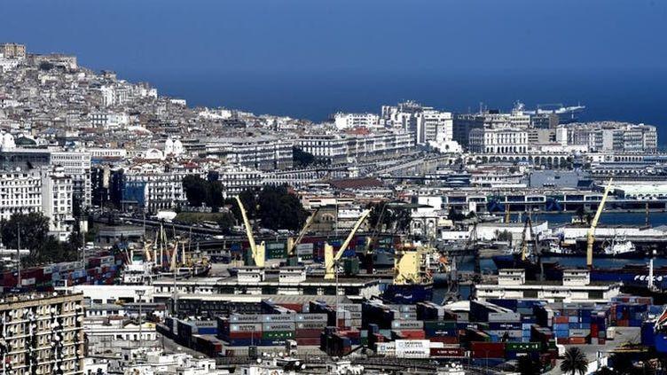 Alger, la capitale algérienne. (FAROUK BATICHE/AFP)