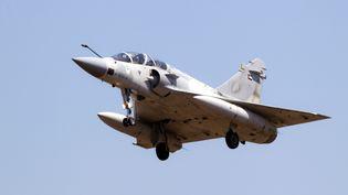 Un Mirage 200-9 des Emirats arabes unis en 2014. (EFE / MAXPPP)