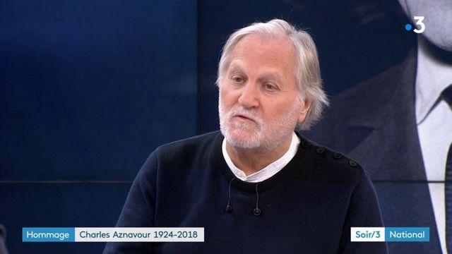 debout aznavour