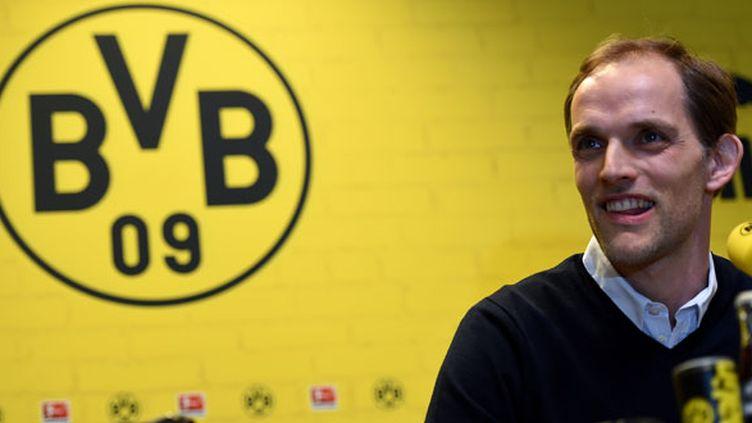 L'entraîneur de Dortmund, Thomas Tuchel