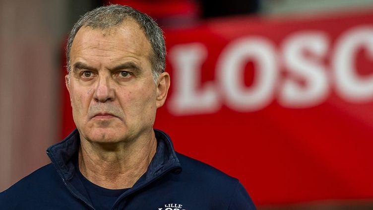 Marcelo Bielsa, le charismatique entraîneur de Lille