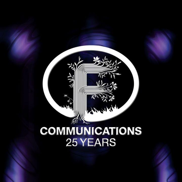 Le visuel du label F Communications pour ses 25 ans. (F COMMUNICATIONS - PIAS)