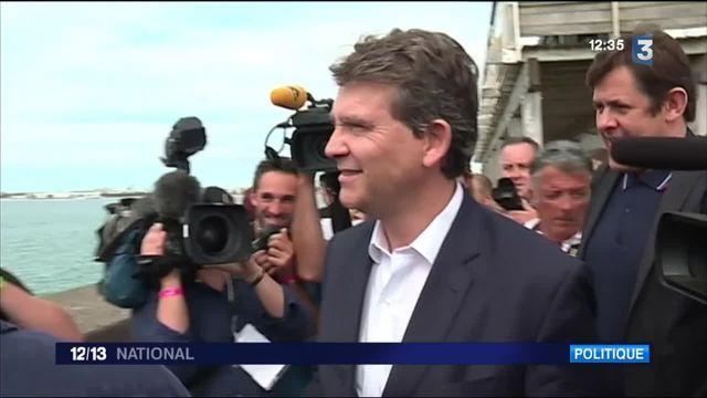 Primaire de la gauche : Arnaud Montebourg annonce sa candidature