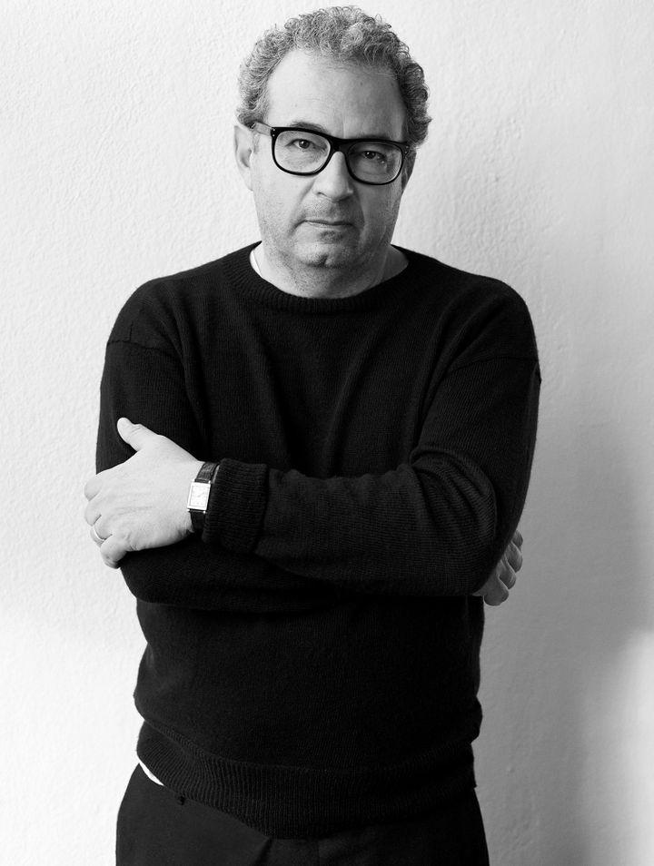 Jean Touitou, le créateur de A.P.C  (DR)