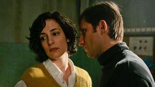 """Zana Marjanovic et Goran Kostic dans """"Au Pays du Sang et du Miel"""" d'Agelina Jolie  (Metropolitan FilmExport)"""