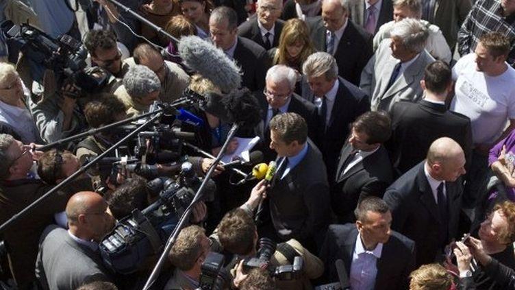Nicolas Sarkozy (Lionel Bonaventure (AFP))