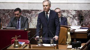 François de Ruugy, le nouveau président de l'Assemblée nationale. (VINCENT ISORE / MAXPPP)