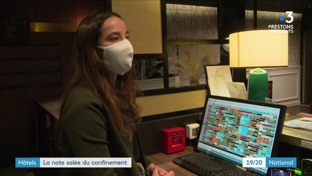 Crise sanitaire : les hôteliers tentent de résister