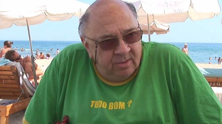 Le journaliste, animateur de radio et DJRémy Kolpa Kopoul  (DR)