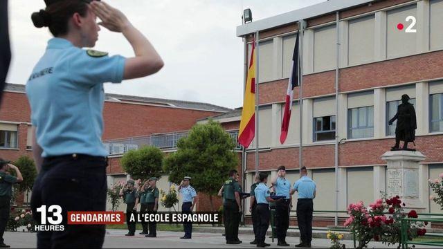 Gendarmes : à l'école espagnole