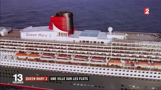Queen Mary 2 : une ville sur les flots