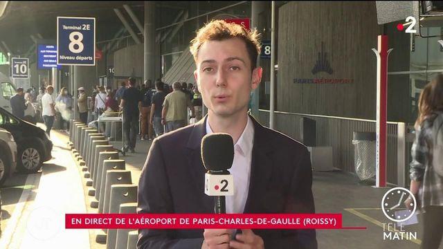 Aéroport de Paris-Charles-de-Gaulle: les syndicats décident d'une grève de deux jours