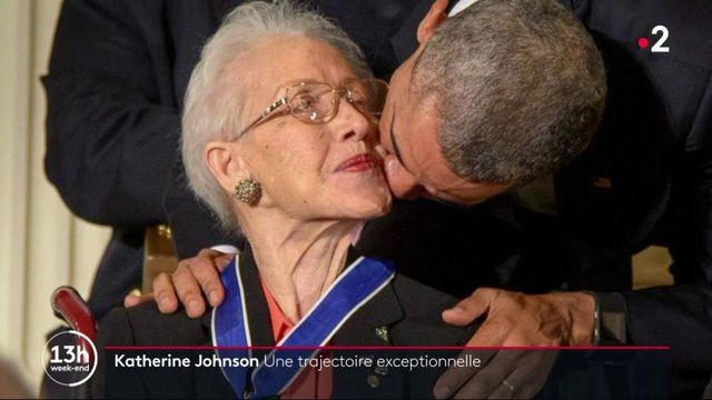 Portrait : Katherine Johnson, maillon essentiel de la conquête spatiale américaine