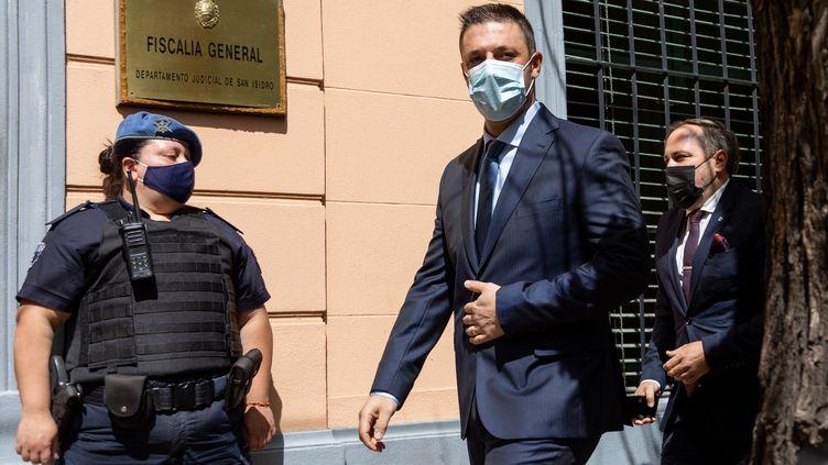 (TOMAS CUESTA / AFP)