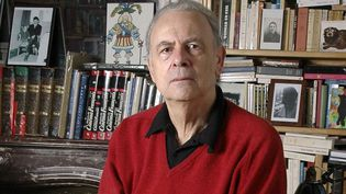 Patrick Modiano, prix Nobel de littérature  (Gallimard / AP / SIPA)