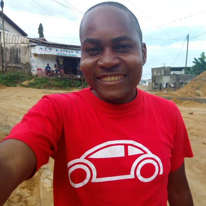 Ecclésiaste Deudjui est un blogueur camerounais qui décortique les problèmes de société dans son pays. (Photo/ E.Deudjui)