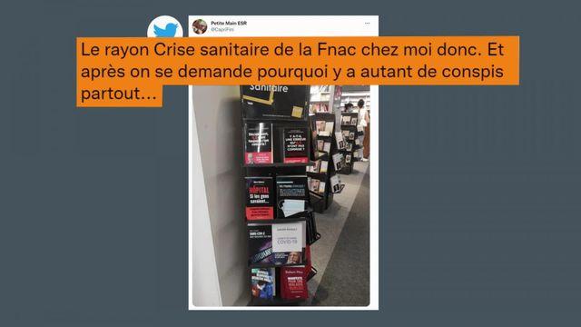 VRAI OU FAKE : la Fnac fait-elle la promotion de livres polémiques et complotistes ?