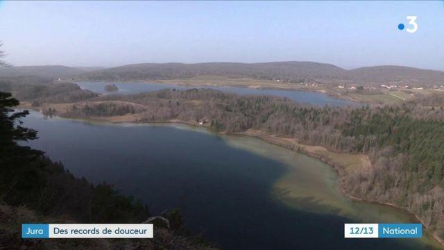 Vacances : les Français profitent de la douceur du Jura