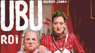 L'affiche d'Ubu Roi selon les Déménageurs Associés  (Emmanuel Piau / Les déménageurs associés)