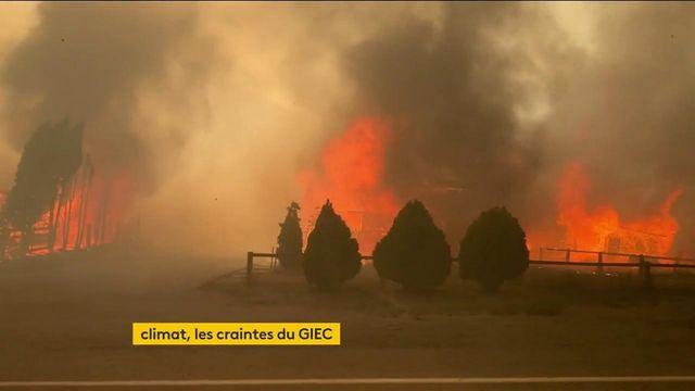 Réchauffement climatique : le rapport très attendu des scientifiques du GIEC