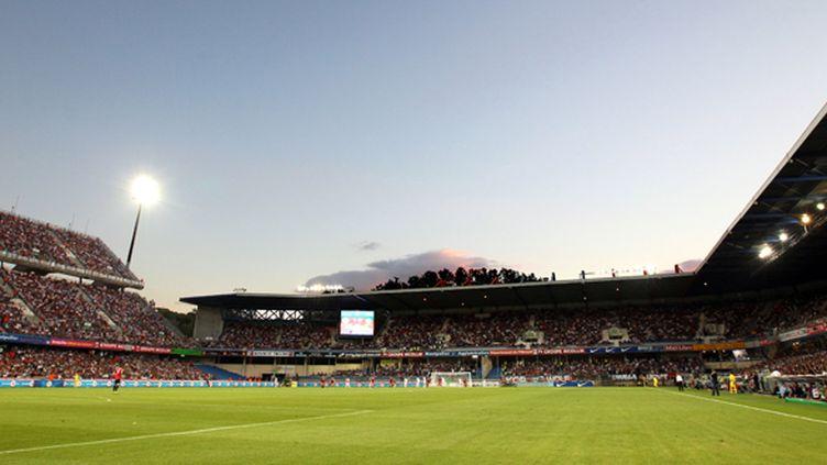 Le Stade de la Mosson à Montpellier (MANUEL BLONDEAU / AOP PRESS)