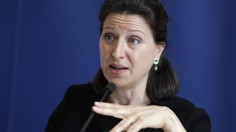 Agnès Buzyn, le 5 juillet 2017 à Paris. (THOMAS SAMSON / AFP)