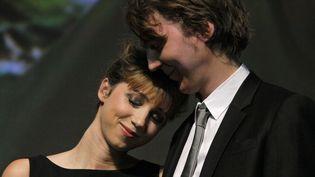 Zoe Kazan et Paul Dano  (Michel Spingler/AP/SIPA)