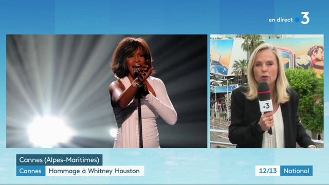 Cannes : hommage à Whitney Houston