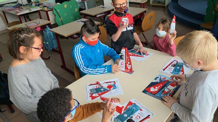 Grâce au Vendée Globe, les élèves apprennent tout en s'amusant.