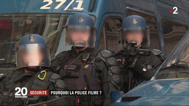 Sécurité : pourquoi la police est-elle équipée de caméras ?