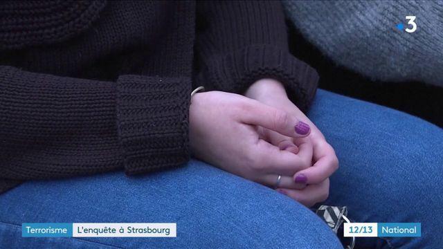 Terrorisme : l'enquête à Strasbourg