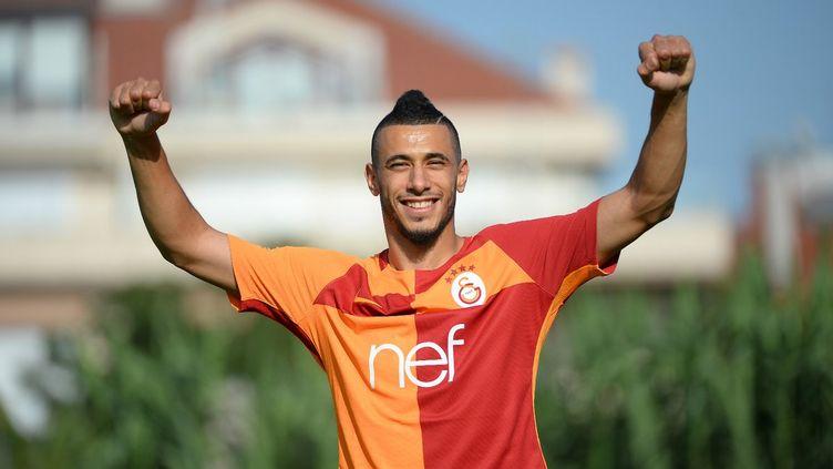 Younès Belhanda s'est engagé à Galatasaray