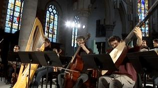 Avant dernier concert de la saison 2012- 2013 pour l'Atelier lyrique de Tourcoing  (France 3 Culturebox)