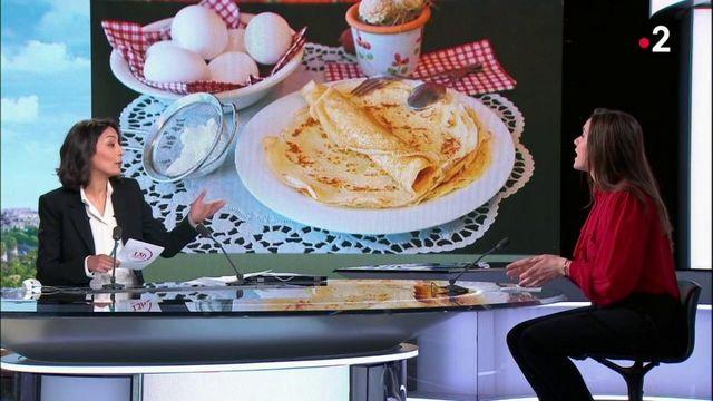 Gastronomie : l'histoire et le succès de la Chandeleur