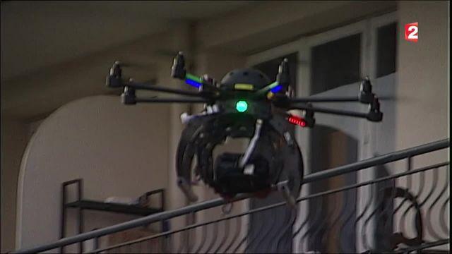 Sécurité : la police de Paris cherche à acquérir des drones