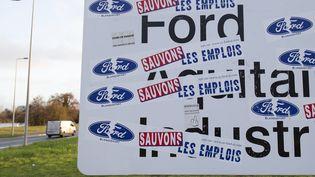 Le plan social de Ford, à Blanquefort, a été validé le 4 mars dernier. (CAROLINE BLUMBERG / MAXPPP)