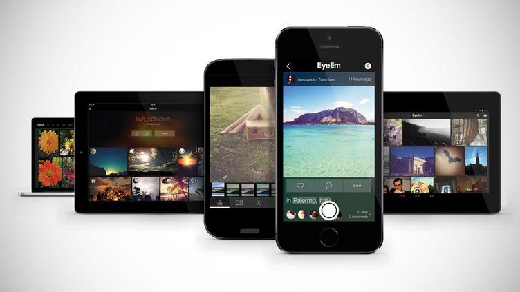 Paris est la première ville au monde en terme d'utilisateurs de l'application de photographie mobile EyeEm. (EYEEM)
