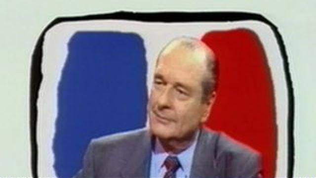 Jacques Chirac, l'un des hommes politiques préférés des Français