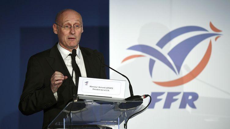Bernard Laporte (FRANCK FIFE / AFP)