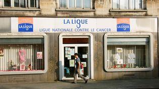 Les locaux de la Ligue nationale contre le cancer à Lille. (SEBASTIEN JARRY / MAXPPP)