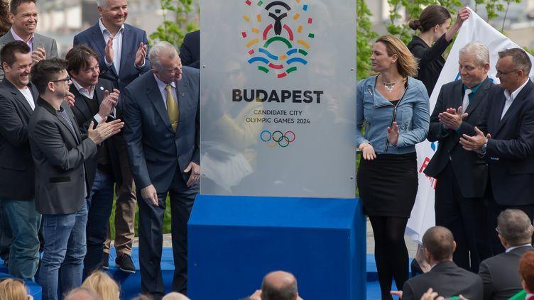 Et si Budapest n'était plus candidate à l'organisation des Jeux ? (ATTILA VOLGYI / NURPHOTO)