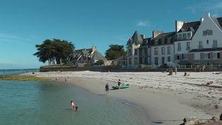 L'Odet est une rivière bretonne réputée être l'une des plus belles de France. France 2 vous propose de partir à sa découverte. (France 2)