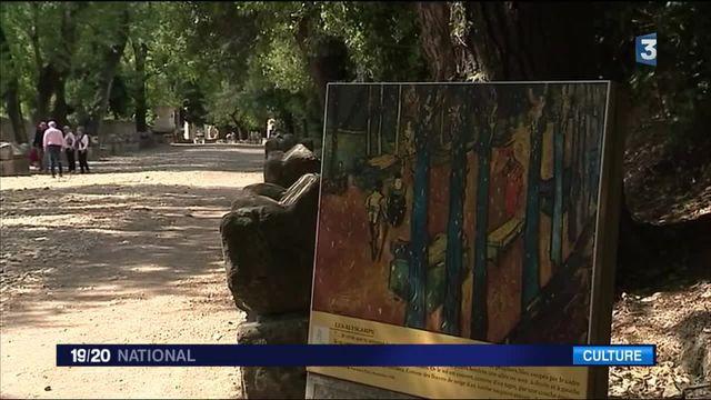 Van Gogh : une exposition exceptionnelle à Arles