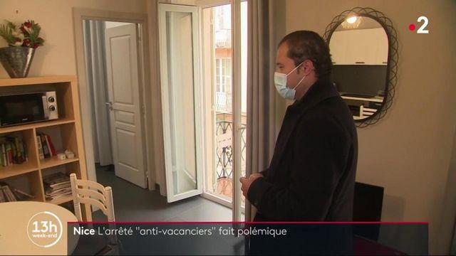 """Nice : un arrêté """"anti-vacancier"""" interdit les locations saisonnières"""