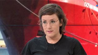 Sophie Rahal. (FRANCE 3)
