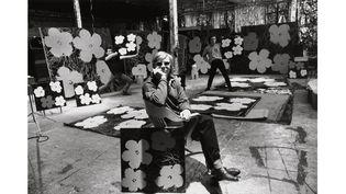 "Ugo Mulas, ""Andy Warhol, Philip Fagan et Gerard Malanga"", New York, 1964  (Estate Ugo Mulas, Milano - Courtesy Galleria Lia Rumma, Milano / Napoli)"