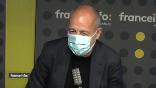 Louis Dreyfus, Président du directoire du Monde (FRANCEINFO / RADIO FRANCE)