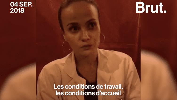 VIDEO. À Amiens, l'hôpital psychiatrique de Pinel à la dérive (BRUT)